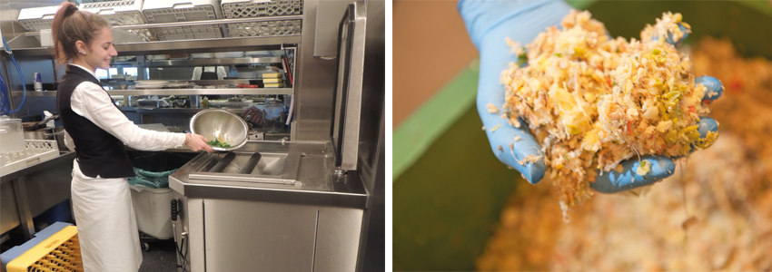 Rendisk Solus Eco - A clean and hygienic solutions to manage organic waste