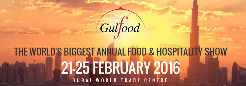 Just a couple of days left before Gulfood 2016 starts